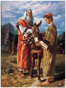 009-009-abraham-taking-isaac-to-be-sacrificed-fullb