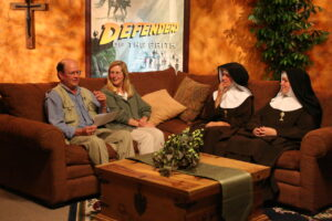 Interviewing Poor Clares