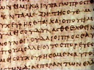 Greek-Manuscript