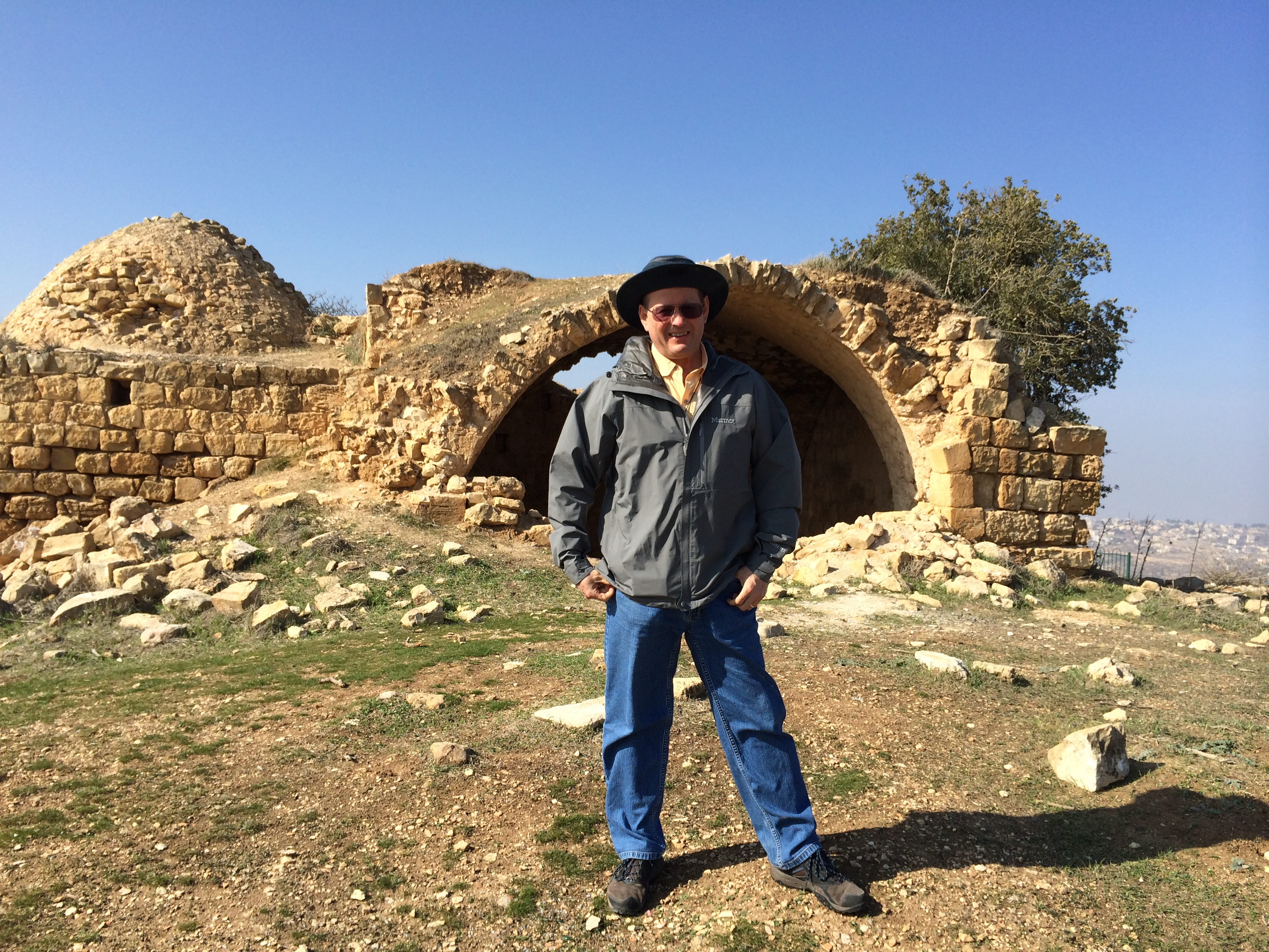 Bethel Israel: Discovered The Place Where Jacob Fell Asleep And Saw The