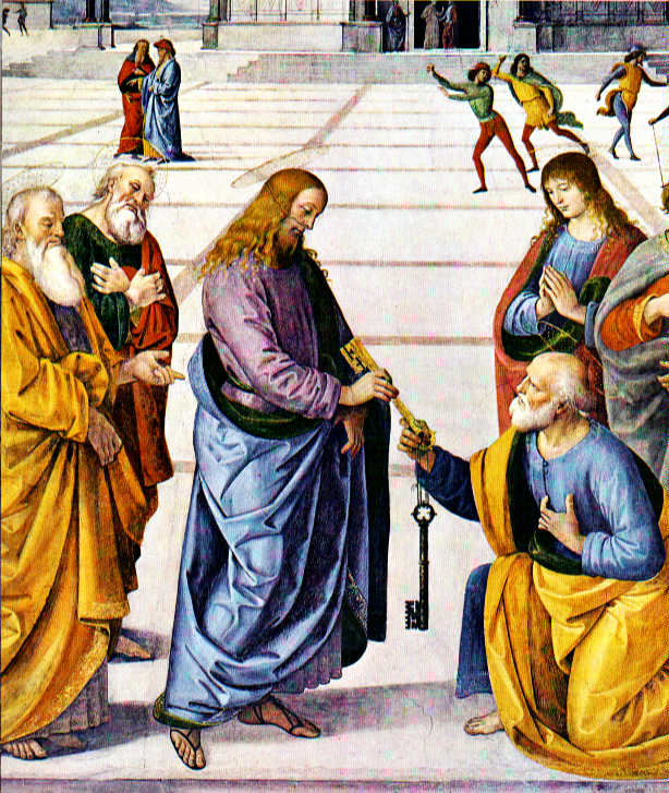 Peter & the Primacy in the New Testament   Defenders of the Catholic Faith   Hosted by Stephen K. Ray