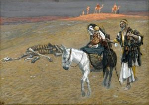 The-flight-into-Egypt.-James-Tissot.