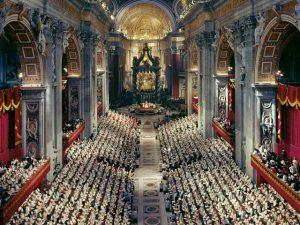 Vatican-II-Inside-St-Peter-s-C-David-Lees