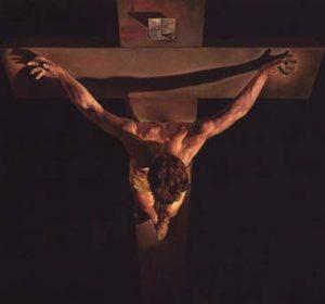 crucifixion-top-view